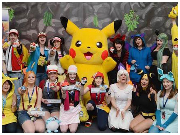 Pokémon Experience