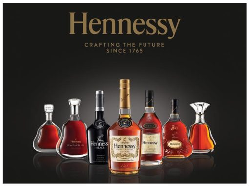 Hennessy Marketing Materials